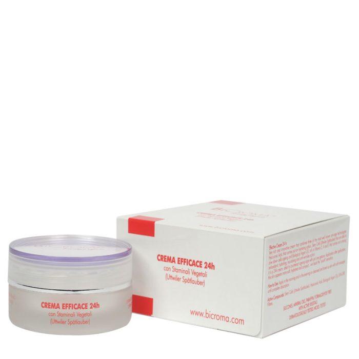 Bicroma Crema Efficace-50ml con cellule staminali mela